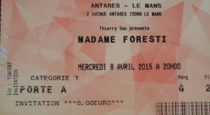invit'-Madame Foresti
