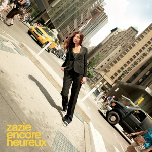 COVER ALBUM ZAZIE