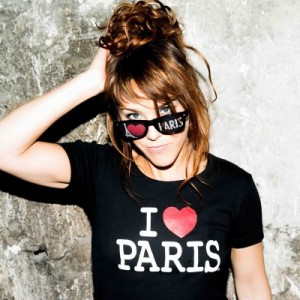 ZAZ -PHOTO -Paris