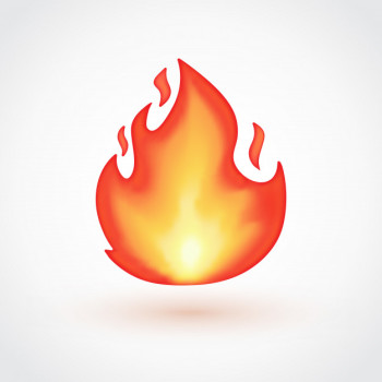 emoticone-flamme-